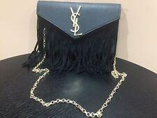 Shoulder bag Woman's Purse Black Leather