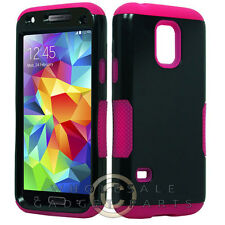 Samsung Galaxy S5 Mini Infuse Prime Case Hot Pink Case Cover Shell Protector