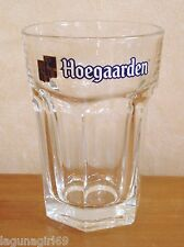 Hoegaarden Belgian Lager Beer Heavyweight 25cl Glass Pub Bar Used