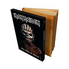 IRON MAIDEN - THE BOOK OF SOULS (LTD.CASEBOUND BOOK)  2 CD NEW+