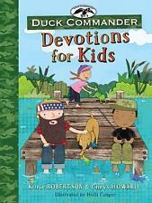 Duck Commander Devotions for Kids von Chrys Howard und Korie Robertson (2015,...