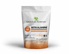 BETA ALANINE POWDER 908g RECOVER HPLC PHARMACEUTICAL FREE WORLD SHIPPING !