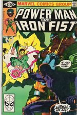Power Man and Iron Fist #67 (Feb 1981, Marvel) VG