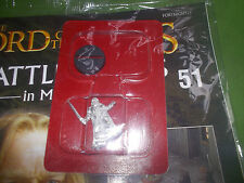LOTR BATTLE GAMES OF MIDDLE EARTH MAGAZINE 51 GAMLING
