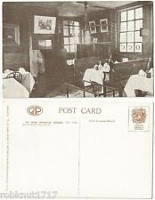 CPA postcard Cosy Corner Chop Room Ye Olde Cheshire Cheese Fleet St LONDON 327 A