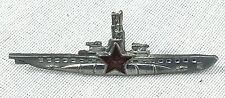 Russian Navy Officers Submarine Warfare Badge