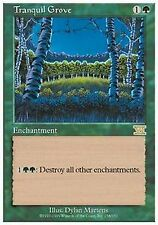*MRM* FR Bosquet tranquille / Tranquil Grove  MTG 6th edition