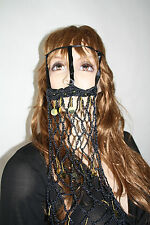 Beduinen-Maske Beduinenschmuck Fasching Schmuck Karnevalsschmuck Orient  MAS0036