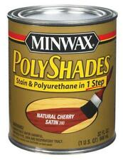 Minwax 61390 Polyshades Wood Stain & Finish, Natural Cherry, 1 Q