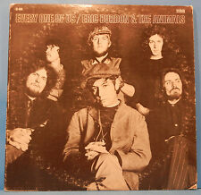 ERIC BURDON & THE ANIMALS EVERY ONE OF US LP 1968 ORIGINAL GREAT COND! VG/VG!!