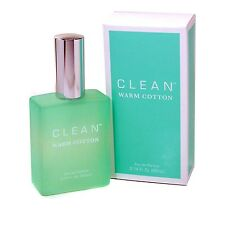 Clean Warm Cotton 2.14 oz / 60ml EDP Eau De Parfum for Women New In Box (Sealed)