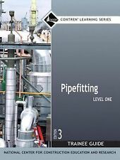 NEW - Pipefitting Level 1 Trainee Guide by NCCER