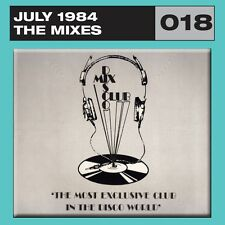 New DMC 018 - July 1984 The Mixes June 2013 Release ( 1st Time CD Megamixes )