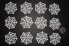 20 MARTHA STEWART LARGE WHITE SPIDER WEB DIE CUTS PUNCHES
