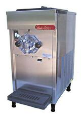 SANISERV 20 QT SOFT SERVE ICE CREAM MACHINE SINGLE FLAVOR - 404