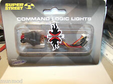 XMODS XMT009 COMMAND LOGIC HEADLAMPS & TAILLAMPS ASSEMBLY
