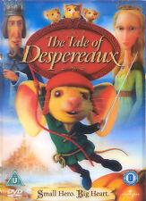 The Tale Of Despereaux DVD 3D Lenticular Sleeve Emma Watson Matthew Broderick