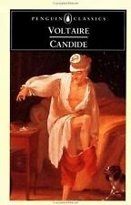 Voltaire Candide by Francois Voltaire (1950, Paperback)