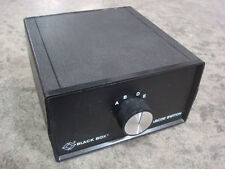 USED Black Box SW058A-FFFFF 5 Position ABCDE Switch