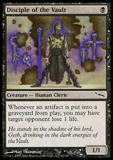 MTG DISCIPLE OF THE VAULT EXC - DISCEPOLO DELLA VOLTA - MRD - MAGIC