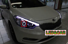 [Kspeed] (Fits: KIA 2013+ Forte Cerato K3) LED Circle Eye Modules Diy KIT
