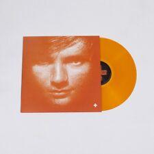 Ed Sheeran, + (Plus) - LIMITED EDITION Orange Coloured Vinyl LP Album SEALED