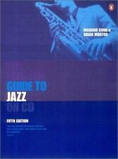 The Penguin Guide to Jazz on CD, 5th Edition-ExLibrary