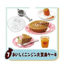 "RE-MENT ""Cooking with Mommy"" #7- Carrot,1:6 for Barbie kitchen food miniature"