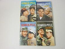 Seasons 1-4 GOMER PYLE series lot set JIM NABOR VINCE CARTER ANDY GRIFFITH SHOW