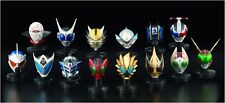 Bandai Masked Rider Head Best Selection Vol.10 Full set of 14pcs