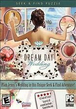 Dream Day: Wedding HIDDEN OBJECT PC Game - BNIB