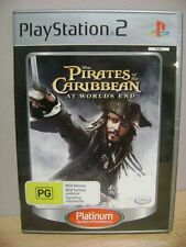 Disney- Pirates Of The Caribbean At World's End ...PS2