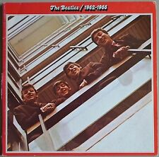The Beatles 1962-1966 2xLP, Comp Apple Records, Apple Records – 3 C162-05307/...