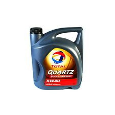 D' huile total quartz 9000 Energy 5w40, 5 litres