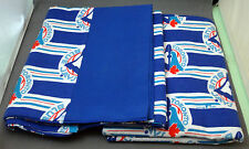 Toronto Blue Jays VINTAGE PAIR PILLOW CASES Flannel NEVER USED NOS MLB - 1995