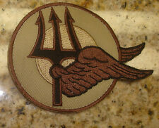 USAF PATCH ,153RD AIRLIFT SQUADRON, DESERT, WITH VELCR