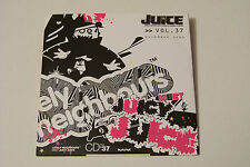JUICE MAGAZIN COMPILATION VOL 37 CD 2003 D-Flame Necro Ill Bill Dead Prez Fetsum
