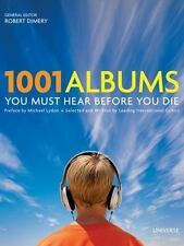 1001 Albums You Must Hear Before You Die by