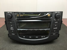 TOYOTA 11813 JBL RADIO/CD PLAYER FOR TOYOYA RAV-4 2006, 07, 08, 09, 10.