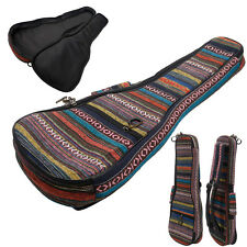 2016 Soft Cotton Gig Bag for 23 inch Concert Ukulele Ukulele Cover Ukulele Cases