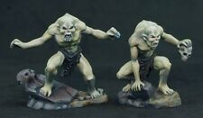 Ghouls Reaper Miniatures Dark Heaven Legends Undead Zombies Monster Melee Skull