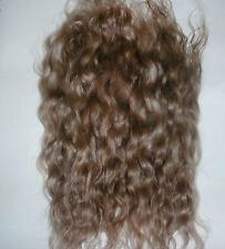 REBORN MOHAIR DOLL HAIR PUPPET BLYTHE RESTORE ANTIQUE  PALE COPPER - 20GRAMS