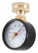 LDR 020 9645 Pressure Gauge, 3/4-Inch IPS, 200 lb. Pressure , New, Free Shipping