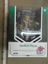 Alter 1/8 TOX Tales of Xillia Milla Maxwell pvc painted girl figure box damage