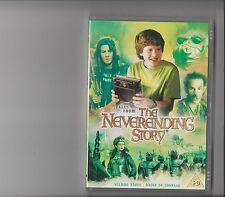 TALES FROM THE NEVERENDING STORY VOLUME 3 BADGE OF COURAGE DVD KIDS