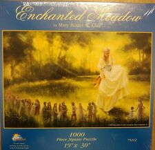 1000 PIECE JIGSAW PUZZLE MARY BAXTER ST CLAIR ENCHANTED MEADOW ( NEW & SEALED )