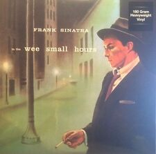 Frank Sinatra In the Wee Small Hours - NEW SEALED PRESSING 180g vinyl! Classic!!