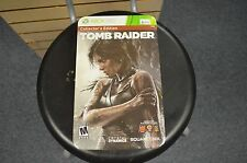 Tomb Raider -- Collector's Edition (Microsoft Xbox 360, 2013)