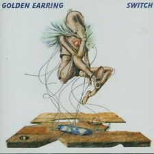 Switch - Golden Earring (2001, CD NIEUW)