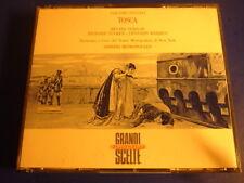 Puccini: Tosca / Dimitri Mitropoulos, Tebaldi, Tucker, Warren Renata Tebaldi